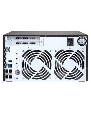 qnap TS-873-4G 8x0HDD 4GB 4x3.4Ghz 4xGbE 2xM.2 4xUSB