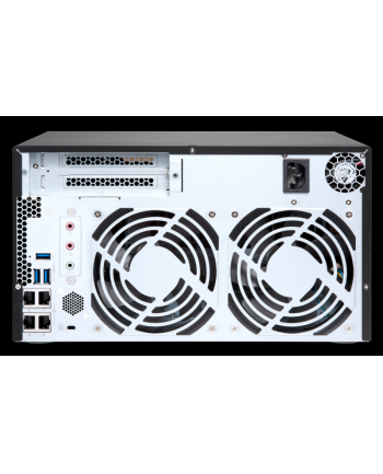 qnap TS-873-8G 8x0HDD 8GB 4x3.4Ghz 4xGbE 2xM.2 4xUSB