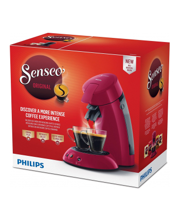 Philips Senseo Original HD6554/90 - red