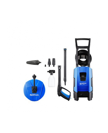 Nilfisk 128471163 C 135.1 upright Electric 520l/h 7800W Black - Blue pressure washer - 1416383