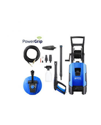 Nilfisk 128471168 C 135.1 upright Electric 520l/h 7800W Black - Blue pressure washer - 1416497