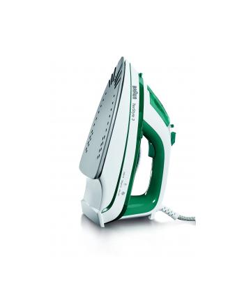 Braun TexStyle 3 TS 345 - 2000W - white/green