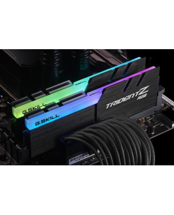 G.Skill DDR4 16 GB 2400-CL15 - Dual-Kit - Trident Z RGB