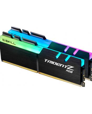 G.Skill DDR4 32 GB 2400-CL15 - Dual-Kit - Trident Z RGB Black