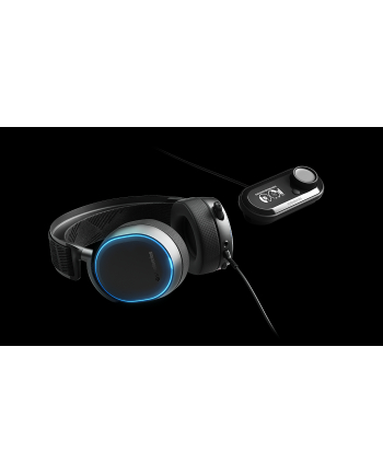 SteelSeries Arctis Pro + GameDAC - black