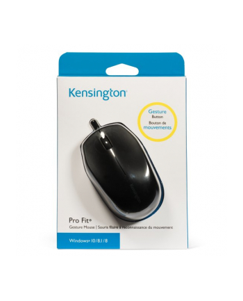 Kensington Pro Fit Windows Gesten