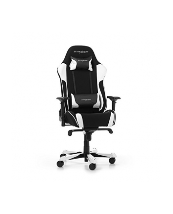 DXRacer King Gaming Chair GC-K11-NW-S3 - black/white