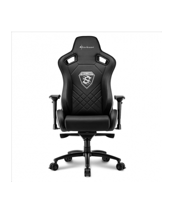 Sharkoon Skiller SGS4 Gaming Seat - black