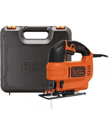 Black&Decker KS701PEK electric scroll jigsaw incl. case