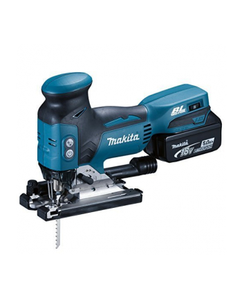 Makita DJV181RT1J cordless scroll jigsaw incl. MAKPAC + rechargeable battery 5.0Ah