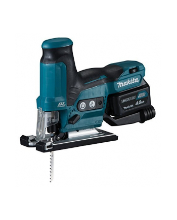 Makita JV102DSMJ cordless scroll jigsaw incl. MAKPAC + 2 Batteries 4.0Ah