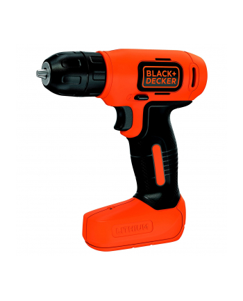 Black&Decker BDCD8 cordless screw driller + rechargeable battery 1.5Ah