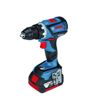 Bosch Professional GSR 18V-60 C cordless screw driller solo + L-Boxx - 06019G1103