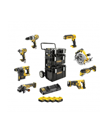 DeWalt DCK853P4-QWDeWalt DCK853P4-QW - Tool - 1392517