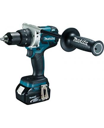 Makita DDF481RTJ cordless screw driller + MAKPAC + 2 Batteries 5.0Ah