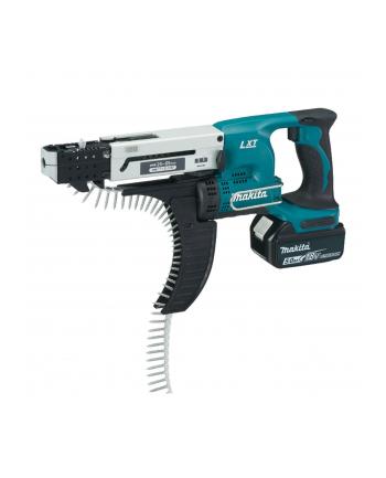 Makita DFR550RTJ cordless automatic screwdriver + MAKPAC + 2 Batteries 5.0Ah