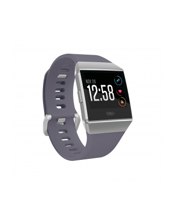 FitBit Ionic - Bluetooth NFC - grey/silver