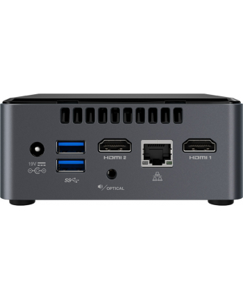 Intel BOXNUC7CJYSAL2, J4005, 4GB DDR4-2400, 32GB eMMC, HDMI, Windows 10, BOX