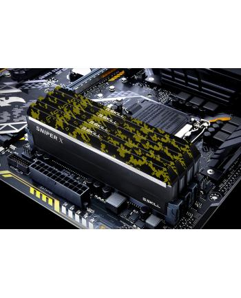 G.Skill DDR4 32 GB 3200-CL16 - Quad-Kit - Digital Camouflage, Sniper X