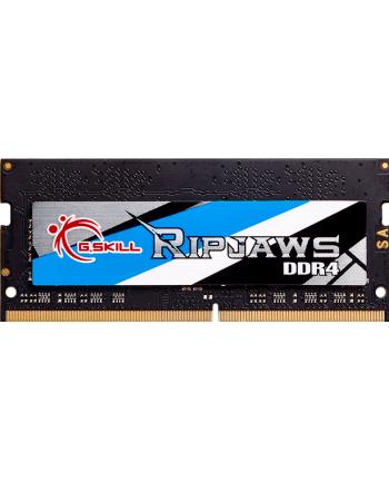 G.Skill SO-DIMM DDR4 8 GB 3200-CL16 - Single - Ripjaws