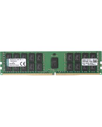 Kingston DDR4 16 GB 2400-CL17 ECC REG - Single - ValueRAM