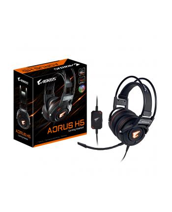 Gigabyte słuchawki gamingowe Aorus H5