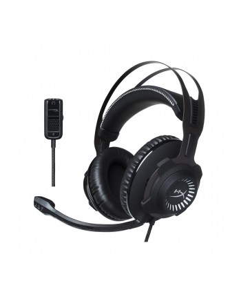 Kingston słuchawki dla graczy HyperX Cloud Revolver (Gun Metal)