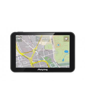 Nawigacja satelitarna Peiying PY-GPS5014  mapa