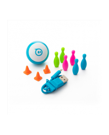 Sphero Mini, Robot - blue/white