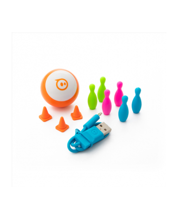 Sphero Mini, Robot - orange/white