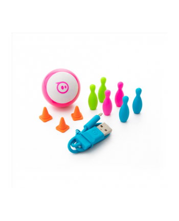 Sphero Mini, Robot - pink/white