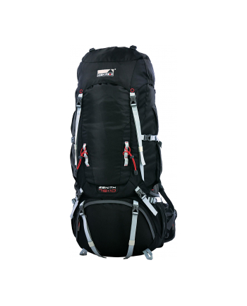 High Peak Backpack Zenith 55+10l black - 31133