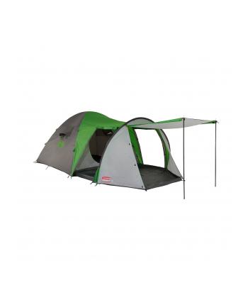 Coleman 5-person Dome Tent Cortes 5 Plus - grey green