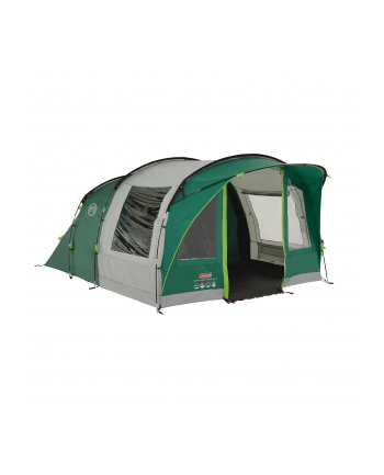 Coleman 5-person Tunnel Tent ROCKY MOUNTAIN 5 Plus - grey green
