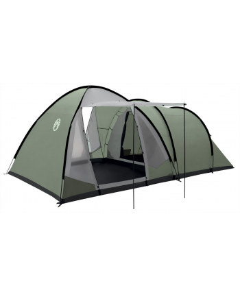 Coleman 5-Person Dome Tent WATERFALL DELUXE 5 - dark green
