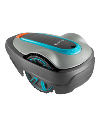 GARDENA Robotic Lawnmower SILENO City 250
