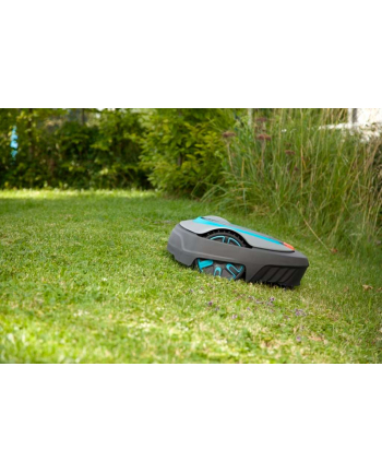 GARDENA Robotic Lawnmower SILENO City 500
