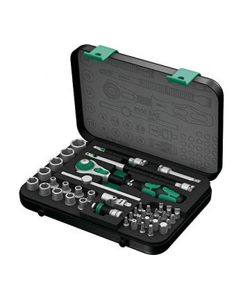 Wera Zyklop Speed 8001SA2 bit set/wrench set 1/4'' - 42-pieces - 05003533001