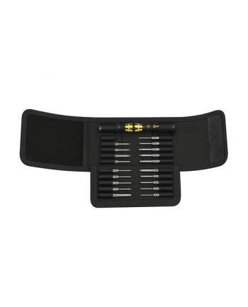 Wera WER073671 Kraftform Compact Micro ESD Screwdriver set of 20