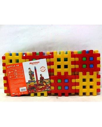marioinex Klocki konstrukcyjne kostka 48 00260