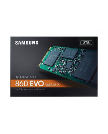 Samsung 860 EVO 2 TB - SSD M.2 2280