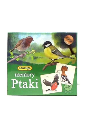 Ptaki - Adamigo memory 07271