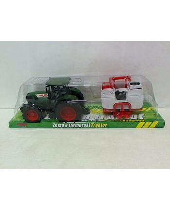 gazelo Traktor z maszyną rolniczą G030174