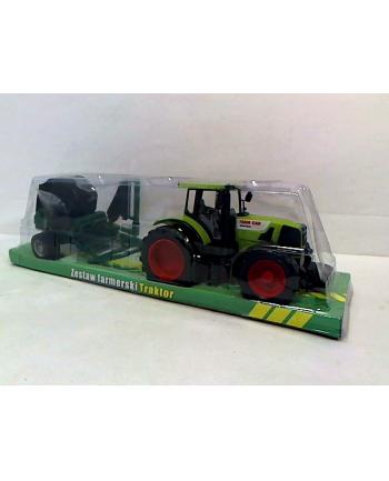 gazelo Traktor z maszyną rolniczą G030175