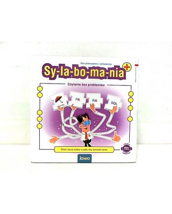 jawa Gra SYLABOmania 00765