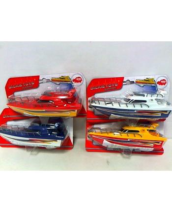 simba Dickie łódź Ocean Dream 4 rodzaje 377-4001. (WYSYŁKA LOSOWA, BRAK MOŻLIWOSCI WYBORU)