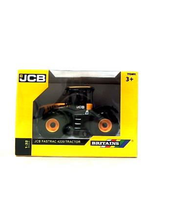 TOMY JCB FASTRAC 4220 traktor 43124