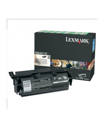 Toner Optra X654/6/8 36k X654X11E