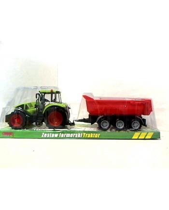 gazelo Traktor z przyczepą G096153