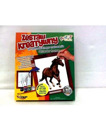 Mirage koń Quarter horse zestaw do malowania 63008
